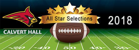 Calvert Hall All Star Selections 2018