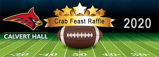Calvert Hall Football Crab Feast Raffle